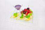 фруктовая тарелка