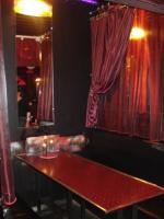 столик клуба Вертеп